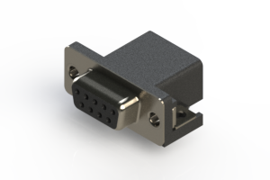 626-009-662-010 - Right Angle D-Sub Connector