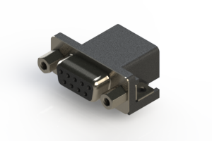 626-009-662-013 - Right Angle D-Sub Connector