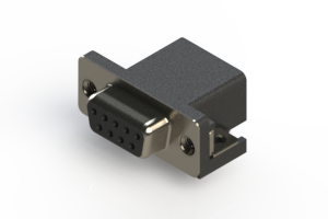 626-009-662-015 - Right Angle D-Sub Connector