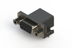 626-009-662-032 - Right Angle D-Sub Connector