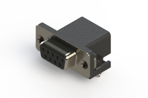 626-009-662-041 - Right Angle D-Sub Connector