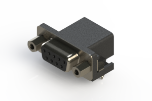 626-009-662-043 - Right Angle D-Sub Connector