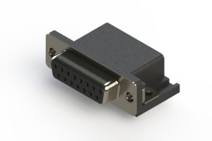 626-015-262-010 - Right Angle D-Sub Connector