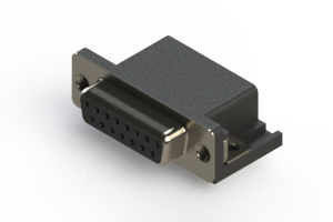 626-015-262-011 - Right Angle D-Sub Connector