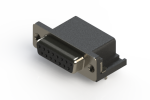 626-015-262-031 - Right Angle D-Sub Connector