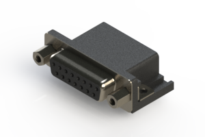 626-015-662-013 - Right Angle D-Sub Connector