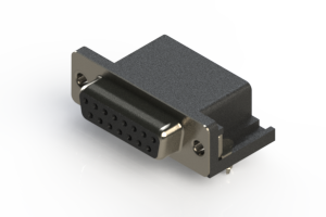 626-015-662-040 - Right Angle D-Sub Connector