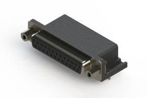 626-025-262-033 - Right Angle D-Sub Connector