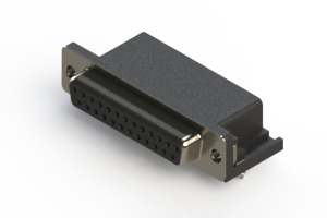 626-025-262-040 - Right Angle D-Sub Connector