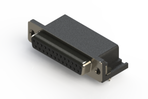 626-025-262-045 - Right Angle D-Sub Connector