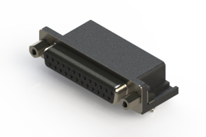 626-025-362-043 - Right Angle D-Sub Connector