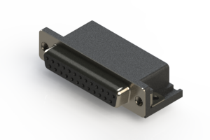 626-025-662-015 - Right Angle D-Sub Connector