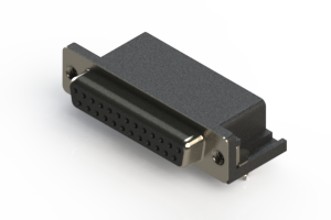 626-025-662-041 - Right Angle D-Sub Connector