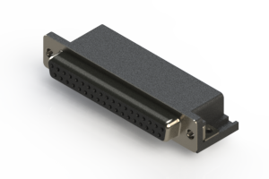 626-037-262-010 - Right Angle D-Sub Connector