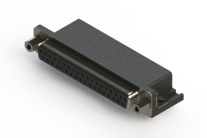 626-037-262-012 - Right Angle D-Sub Connector