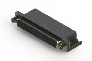626-037-262-013 - Right Angle D-Sub Connector