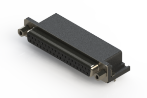 626-037-262-033 - Right Angle D-Sub Connector