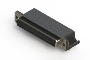 626-037-262-040 - Right Angle D-Sub Connector