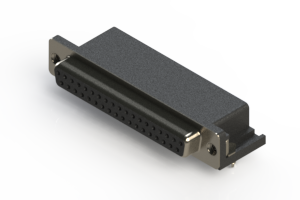 626-037-262-041 - Right Angle D-Sub Connector