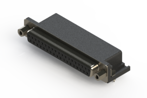 626-037-262-043 - Right Angle D-Sub Connector