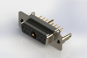 628-11W1224-5ND - Vertical Combo Dsub