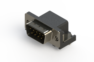 629-009-340-041 - Right Angle D-Sub Connector