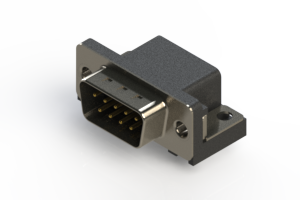 629-009-640-011 - Right Angle D-Sub Connector