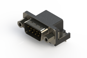 629-009-640-033 - Right Angle D-Sub Connector