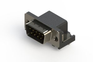629-009-640-045 - Right Angle D-Sub Connector