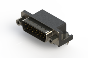 629-015-340-043 - Right Angle D-Sub Connector