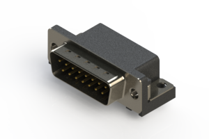 629-015-640-011 - Right Angle D-Sub Connector