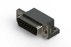 629-015-640-015 - Right Angle D-Sub Connector
