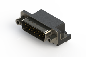 629-015-640-033 - Right Angle D-Sub Connector