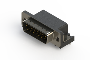 629-015-640-035 - Right Angle D-Sub Connector
