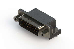 629-015-640-043 - Right Angle D-Sub Connector