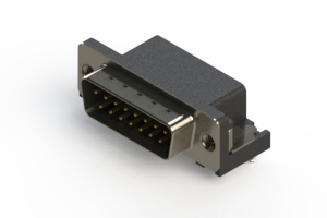 629-015-640-045 - Right Angle D-Sub Connector