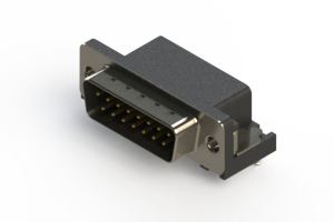 629-015-640-541 - Right Angle D-Sub Connector