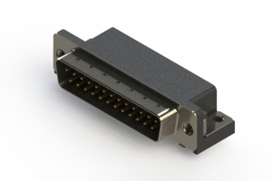 629-025-240-015 - Right Angle D-Sub Connector