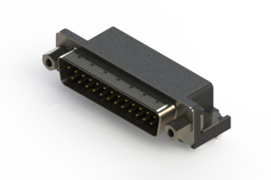 629-025-240-043 - Right Angle D-Sub Connector