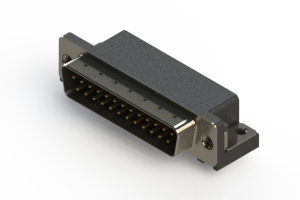 629-025-340-015 - Right Angle D-Sub Connector