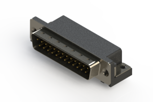 629-025-640-012 - Right Angle D-Sub Connector