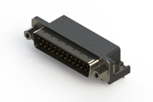 629-025-640-033 - Right Angle D-Sub Connector
