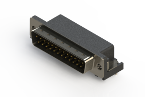 629-025-640-041 - Right Angle D-Sub Connector