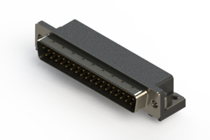 629-037-240-011 - Right Angle D-Sub Connector