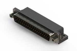629-037-240-013 - Right Angle D-Sub Connector