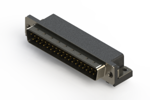 629-037-240-015 - Right Angle D-Sub Connector