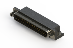 629-037-240-043 - Right Angle D-Sub Connector