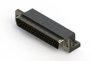 629-037-340-011 - Right Angle D-Sub Connector