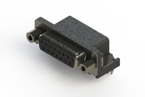 630-015-240-043 - D-Sub Right Angle Connector