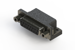 630-015-240-513 - D-Sub Right Angle Connector